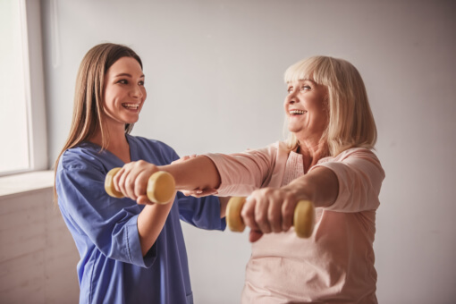 Importance of Physical Therapy to Seniors